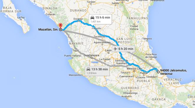 Mexico by Bike